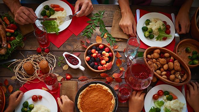 Seven tips to having a successful friendsgiving