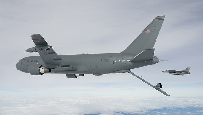 Dover AFB named KC-46A candidate base
