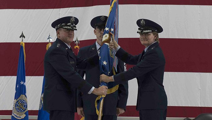 Air Mobility Command welcomes new commander